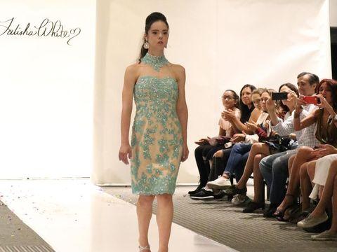 Viral, Model Down Syndrome Debut di New York Fashion Week