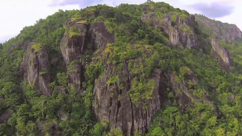 Geopark Gunung Sewu (Youtube/BADAN GEOLOGI INDONESIA)