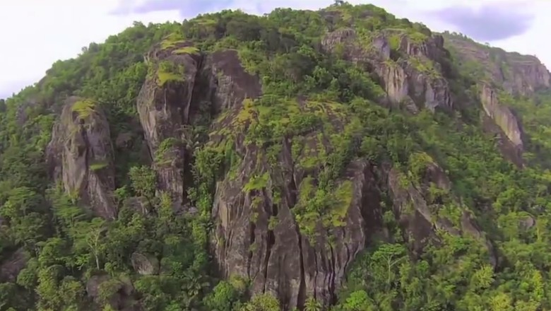Geopark Gunung Sewu, Gunungkidul (Youtube/BADAN GEOLOGI INDONESIA)