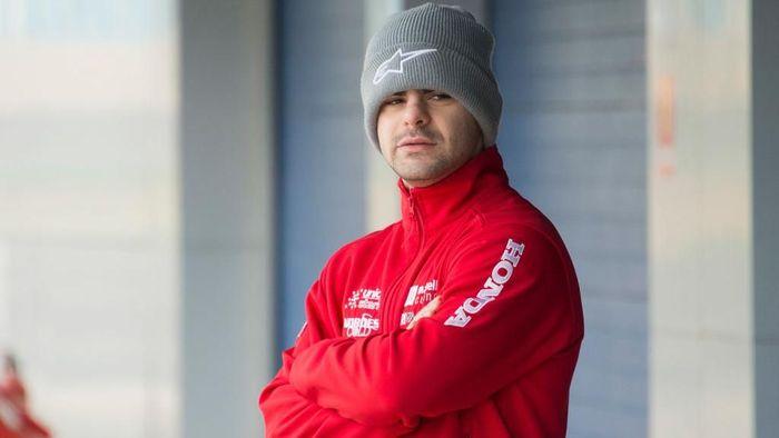 Romano Fenati dianggap layak disanksi seumur hidup dari dunia balap motor (Foto: Mirco Lazzari gp/Getty Images)