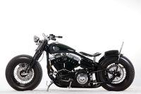 Modifikasi Harley-Davidson Suryanation Motorland Makassar 2018