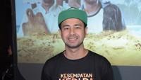 Raffi Ahmad menjadi duda keren di film 'Kesempatan Keduda'. Foto: Noel/detikHOT