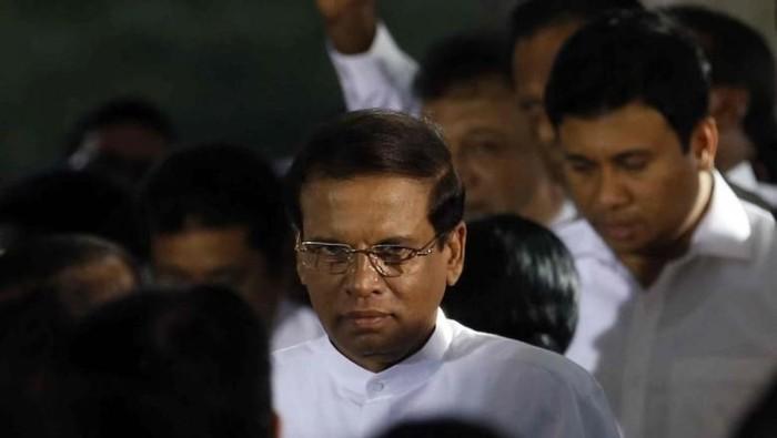 Presiden Sri Lanka Maithripala Sirisena (Reuters)