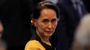 Kata Suu Kyi Soal 2 Wartawan yang Dibui 7 Tahun