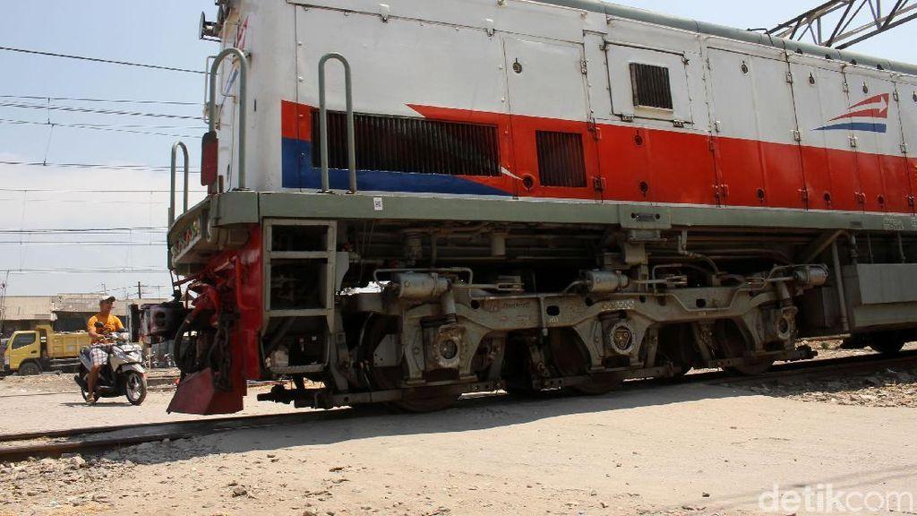1.570 Perlintasan Kereta di Jawa-Sumatra Tidak Dijaga Petugas