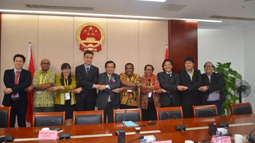 Lewat Forum Internasional, RI Gaet Investasi dari China
