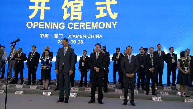 Melalui Forum Internasional, RI Gaet Investasi dari China