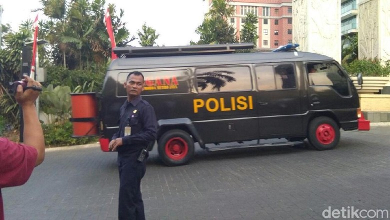 1 Korban Luka Ledakan Gas di Apartemen Elite Darmawangsa WNA