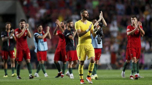 Timnas Portugal menang 3-2 atas Polandia di UEFA Nations League.