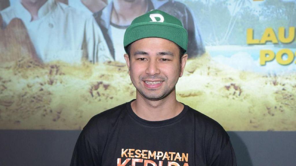 Pertama Kali Ketemu Jokowi-Iriana, Seperti Ini Penilaian Raffi Ahmad