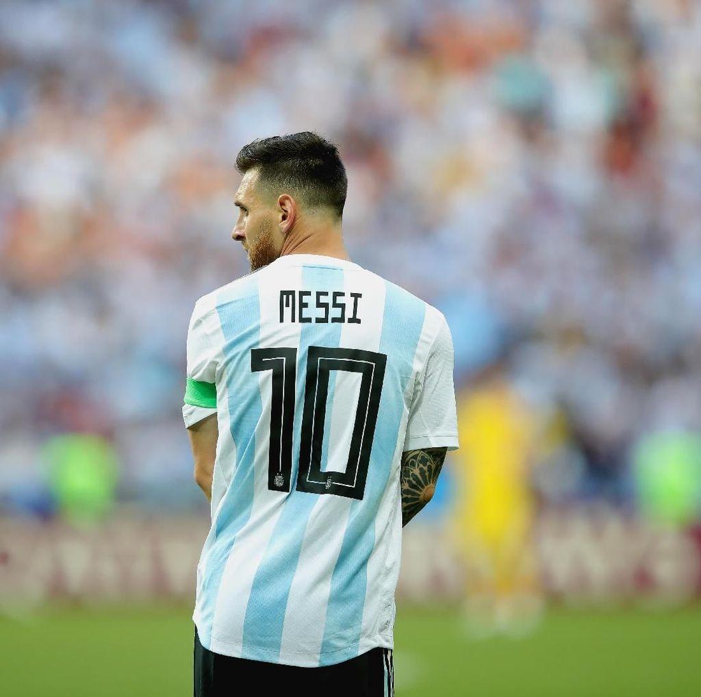 Andai Saja Messi Memilih Jadi Warga Negara Spanyol...