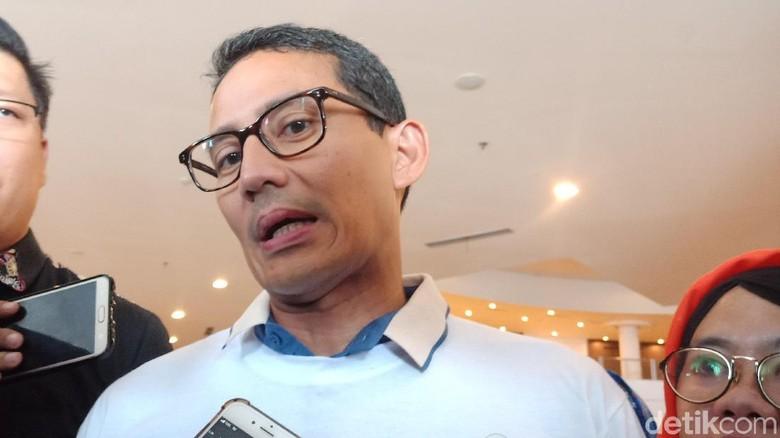 Bertemu TGUPP DKI, Sandi Tegaskan Umrah OK OCE Ditanggung Pemprov