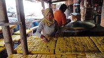 Kedelai Mahal Imbas Dolar, Harga Tahu Kuning Kediri Belum Naik