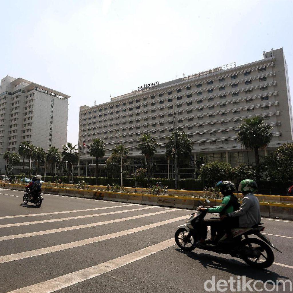 CCTV Tilang Elektronik di Sudirman-Thamrin Dipasang Pekan Ini