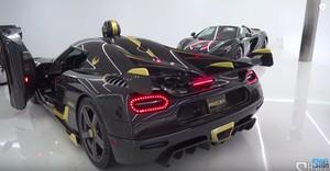 Tajir Banget! Garasi Ini Isinya Bugatti Cs