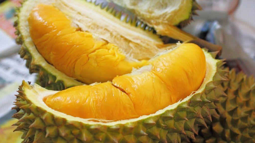 Bikin Ngiler! Laudya Cynthia Bella dan Sarwendah Nikmati Durian Musang King