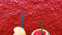 Nyam! ini Sedotan Ramah Lingkungan  Pertama di Dunia yang Bisa dimakan
