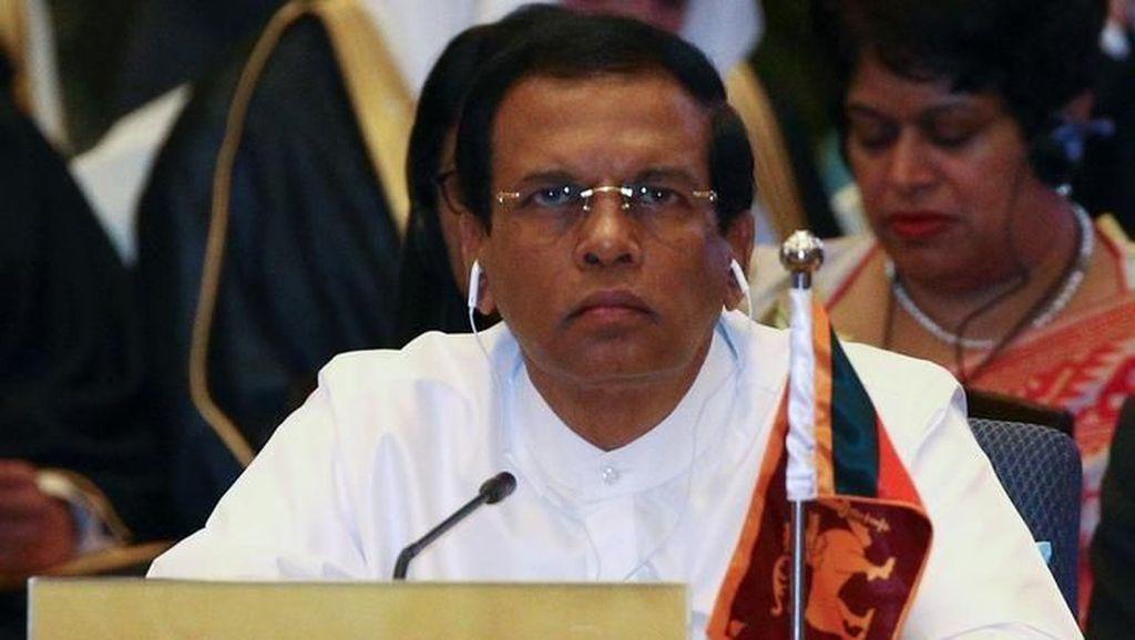 Lawan Presiden Sri Lanka, Parlemen Lanjutkan Penyelidikan Teror Bom Paskah