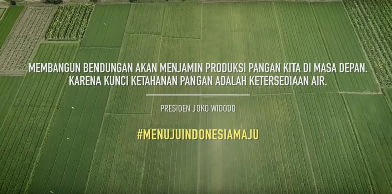 Kontroversi Iklan Jokowi di Bioskop