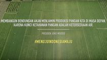 Fadli Zon Minta Iklan Bendungan Jokowi di Bioskop Dicopot