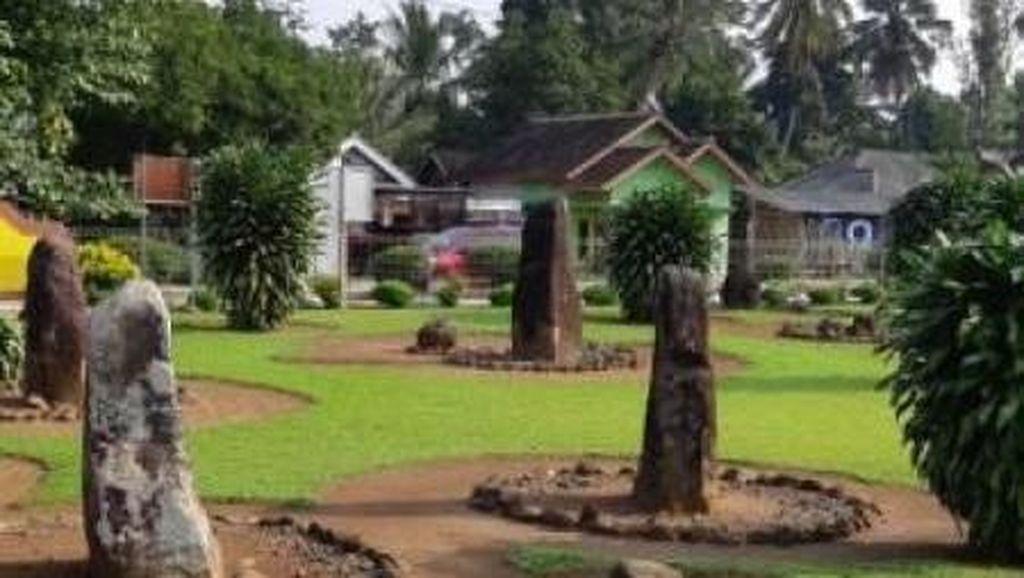 Beginilah Jejak Peradaban Kuno di Lampung