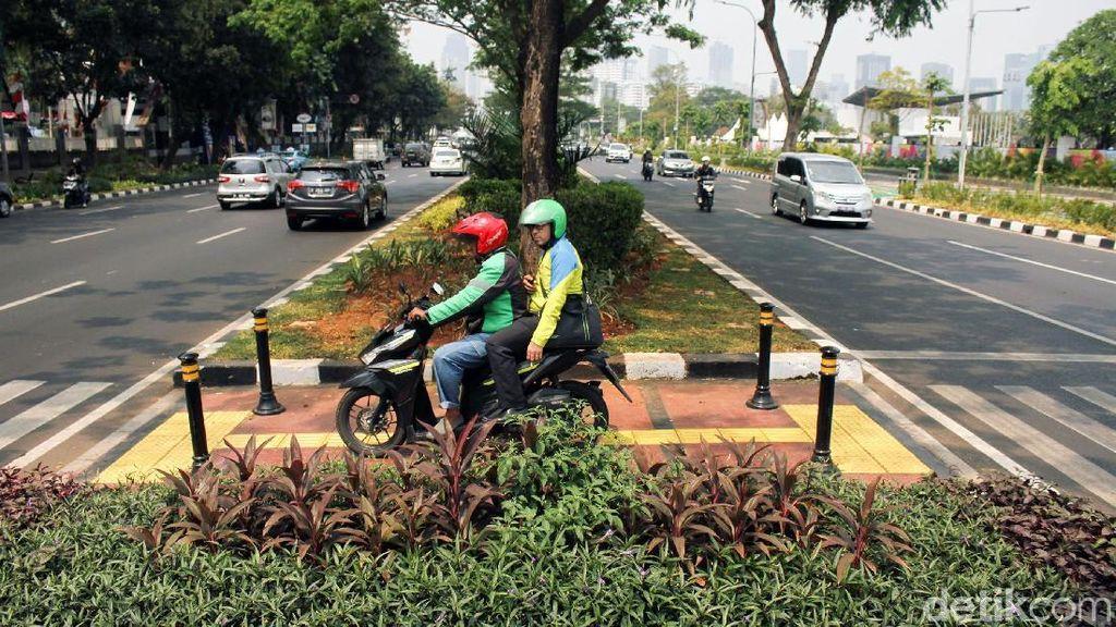 Tahun Lalu, 110 Juta Perjalanan Pakai Grab untuk Nonton Asian Games