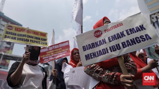 Kegaduhan Politik dan Militansi Salah Arah Emak-emak