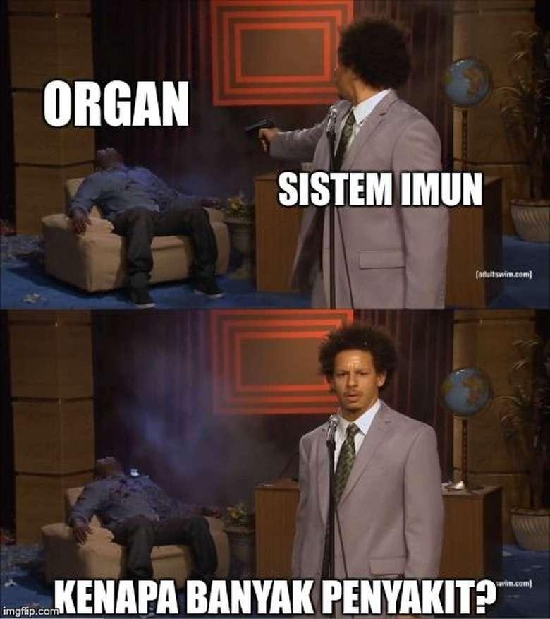 Ilustrasi penyakit autoimun. Ketika sistem imun bereaksi berlebihan dan menyerang tubuh sendiri mengira ada penyakit, padahal ia yang membuat kerusakan lebih parah. (Foto: Internet)