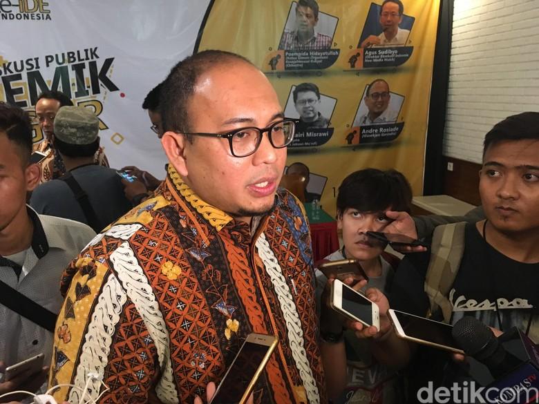 Kepala Daerah Sumbar Dukung Jokowi, Gerindra: Malu Beda dengan Warga