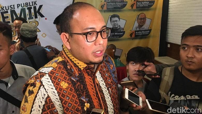 Jokowi Ingatkan Winter is Coming, Gerindra: 2019 Ganti Presiden