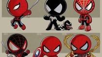 Dalam Bentuk Animasi, Ini Evolusi Karakter Hulk Sampai Spiderman