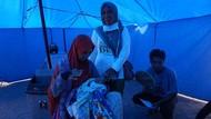 Ibu Ini Melahirkan Bayi Tepat Saat Gempa Mengguncang Lombok