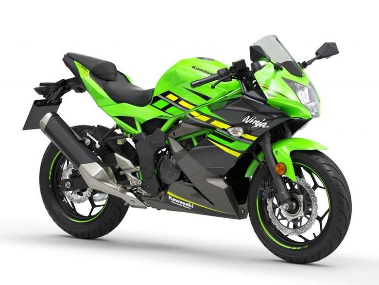 Kawasaki Ninja 125. Foto: Dok. Kawasaki