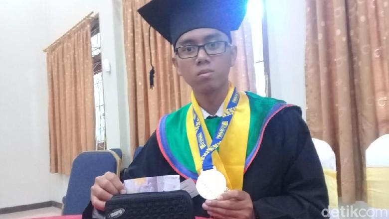 Inovatif! Mahasiswa Unnes Ciptakan Dompet Ajaib untuk Tunanetra