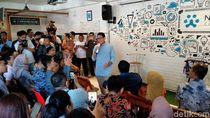 Ini Tips Sukses Sandiaga Uno ke Kreator Digital Muda Kota Malang