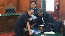 Kasus Penggelapan Investasi, Bos Pasar Turi Minta Hakim Tolak Dakwaan