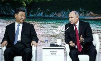 Putin: Bea Impor Dijatuhkan AS untuk Hambat Ekonomi China