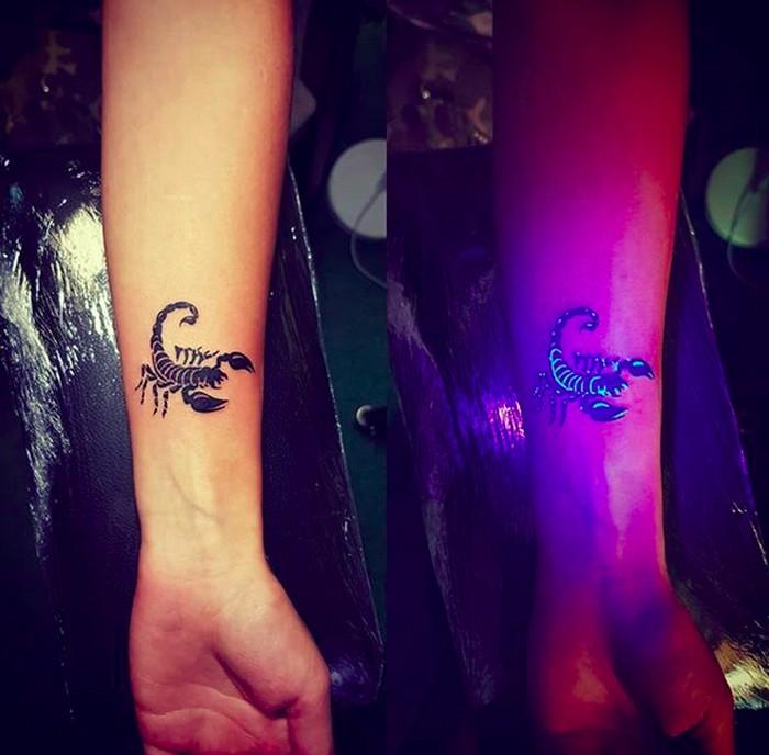 Siapa yang mau punya tato seperti ini? Foto: Instagram/hene.captain.savage.tattoo