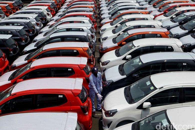 Ekspor mobil Made in Indonesia. Foto: Pradita Utama