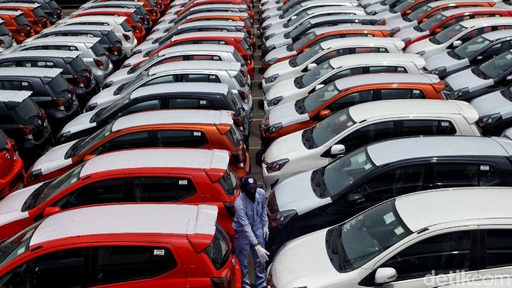 Ekspor Mobil Indonesia Naik, Ini Brand Paling Laris di Luar Negeri