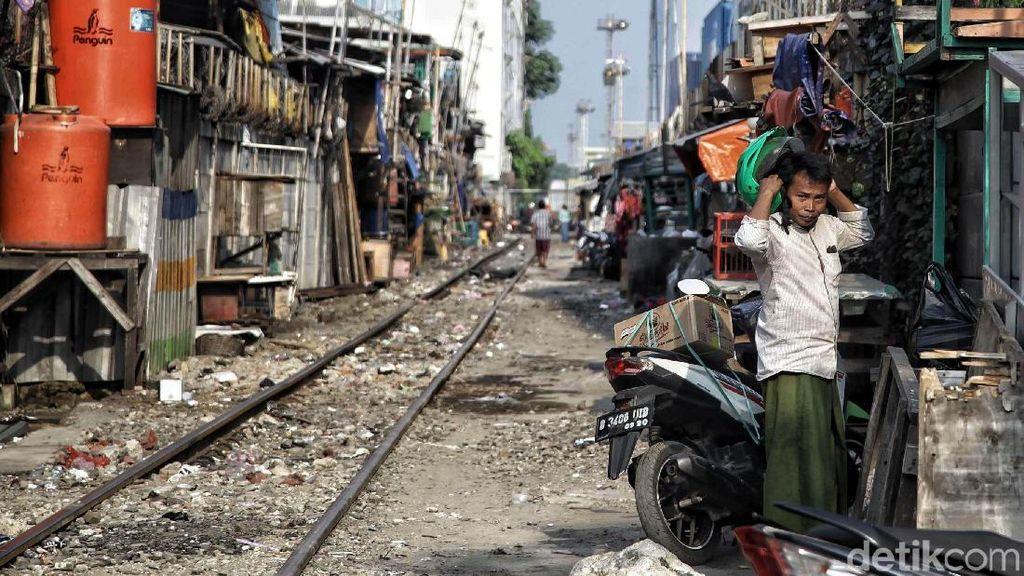 #10yearschallenge, Jumlah Penduduk Miskin Turun Drastis