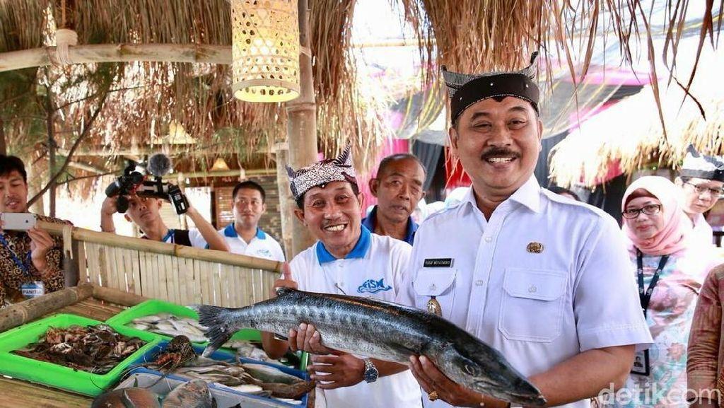 Genjot Produksi Perikanan, Banyuwangi Gelar Fish Market Festival