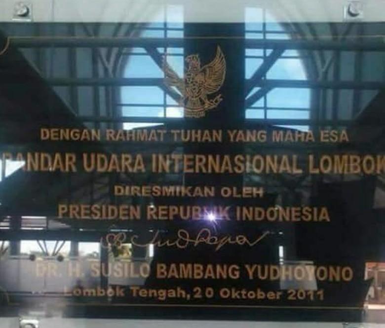 TGB: Saya Pastikan Jokowi Tak Nafikan Jasa SBY