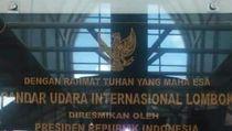 Heboh soal Prasasti SBY, Begini Sejarah Bandara Lombok