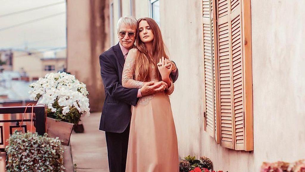 Aktor 87 Tahun Ceraikan Istri Lebih Muda 60 Tahun Karena Menolak Bercinta