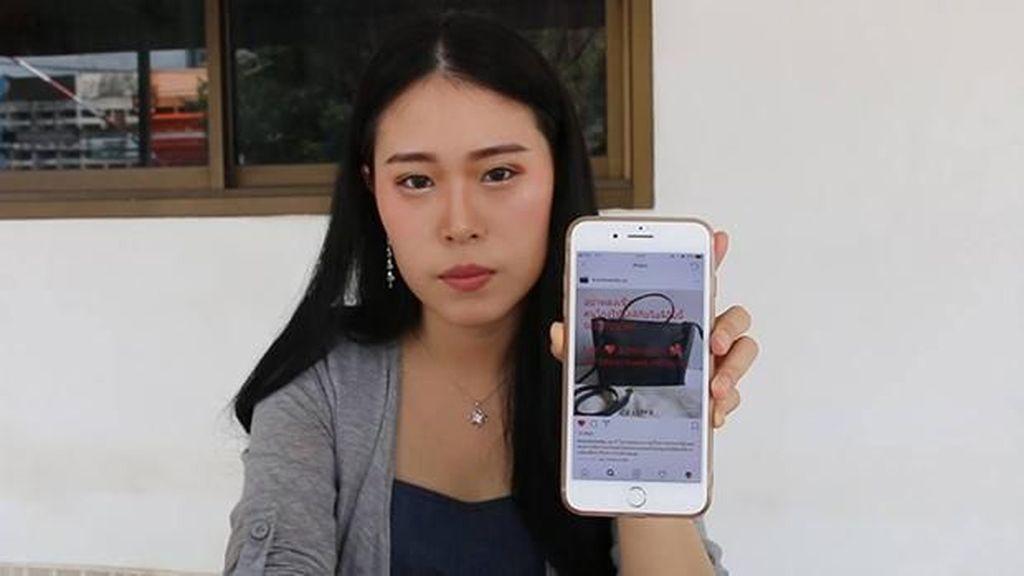 Wanita Ini Beli Tas Rp 16 Juta di Online Shop Tapi yang Didapat Bikin Kesal