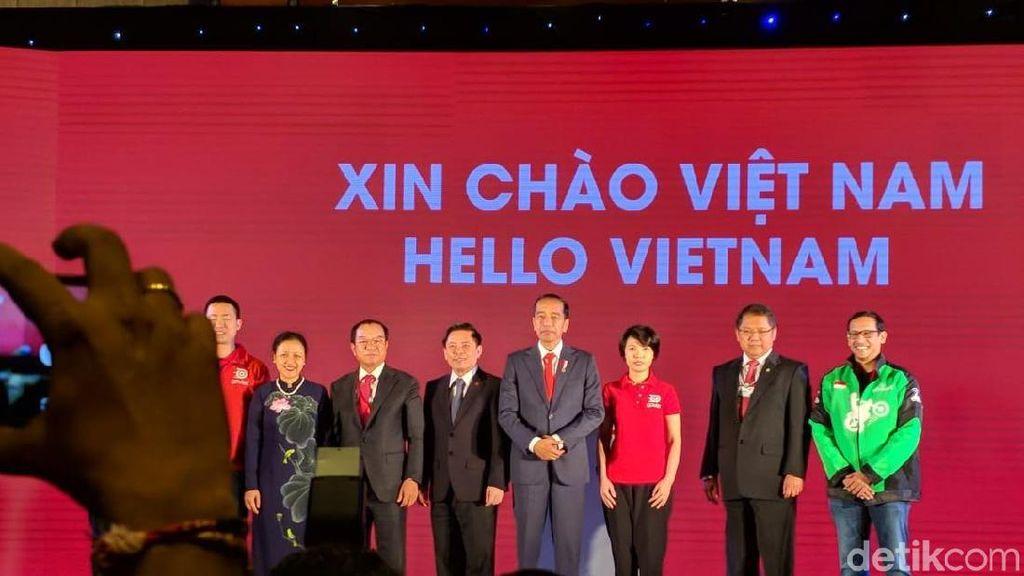 PM Vietnam Sebut Go-Jek Bisa Jadi Contoh