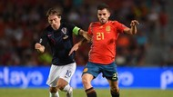 Bisa Menang 6-0 Lagi atas Kroasia, Spanyol?