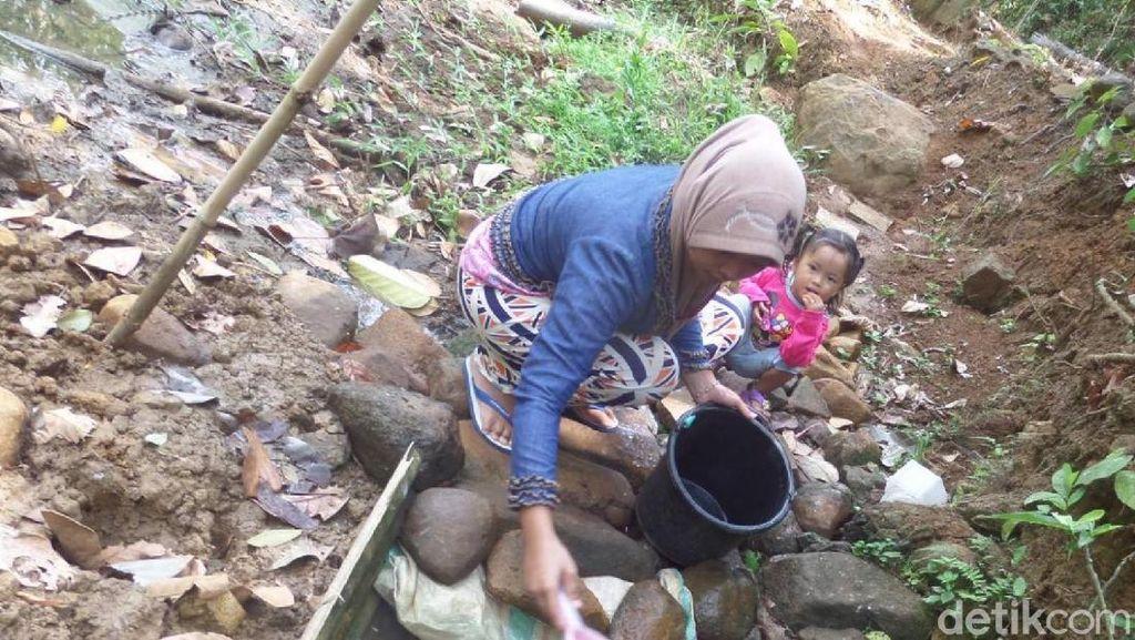 Warga Banjar Andalkan Sumur Siuk untuk Mandi dan Masak