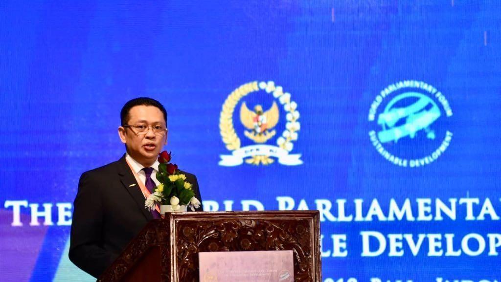 Ketua DPR Bicara Beragam Tantangan di Sektor Industri